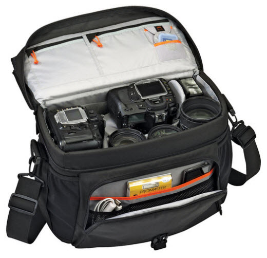 Lowepro Nova 200 AW Black Demo
