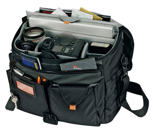Lowepro Stealth Reporter D650 AW Demo